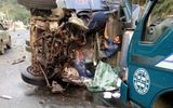 Tai nạn liên hoàn ở Hòa Bình, 4 người thương vong