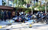 Lại tấn công khủng bố ngay tại sở cảnh sát Surabaya, Indonesia