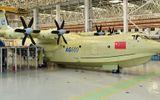 Trung Quốc sắp cho ra mắt thủy phi cơ lớn nhất thế giới
