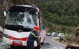 Vụ xe khách lật trên đèo Khánh Lê: Tài xế chạy đúng tốc độ