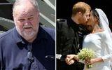 Bố vợ Hoàng tử Harry tiếc nuối vì không thể dự đám cưới con gái