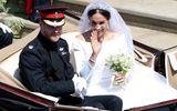 Infographic: Những con số ấn tượng trong đám cưới của Hoàng tử Anh và