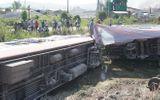 Vụ tai nạn lật tàu ở Thanh Hóa: Sức khỏe của tài xế xe tải hiện giờ ra sao?