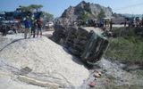 Vụ lật tàu hỏa ở Thanh Hóa: Đến 31/5 mới di dời xong các toa tàu