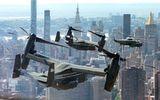 Tổng thống Trump công bố video ngồi siêu trực thăng bay trên bầu trời New York