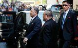 """""""Trùm"""" tình báo Triều Tiên đã tới New York để đàm phán"""