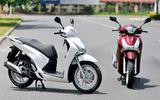 """Bảng giá xe máy Honda mới nhất tháng 6/2018 tại Việt Na: SH vẫn cao """"chót vót"""""""