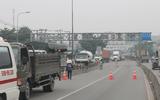 Đồng Nai: Tai nạn trên cầu vượt Amata, bé gái 4 tuổi tử vong dưới bánh xe ben