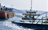 Cắt xẻ tàu Jupiter tìm 5 thuyền viên mất tích ở biển Quy Nhơn