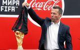 """World Cup 2018: Cúp vàng thế giới đã """"cập bến"""" nước Nga"""