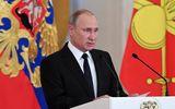 """Tổng thống Nga bất ngờ """"trảm"""" hàng loạt tướng lĩnh quan trọng"""