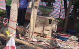 Máy xát bất ngờ nổ tung, 2 người tử vong