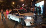 Va chạm với xe CSGT, 1 người tử vong