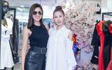 """Nguyễn Thị Thành """"mách nước"""" cho Chi Nguyễn trước ngày thi Miss Asia World"""
