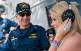 Cựu Hoa hậu trẻ nhất nước Mỹ chính thức gia nhập Lực lượng Không quân