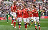 """Kết quả World Cup 2018: Ả Rập Xê Út quá yếu, """"gấu Nga"""" chiến thắng 5 sao"""