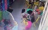 Xác minh clip cô giáo mầm non đánh bé gái 3 tuổi ngã dúi dụi