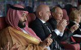 """Vụ """"mất tích"""" bí hiểm và cuộc tái xuất bên cạnh ông Putin của Thái tử Ả Rập"""