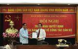 Trưởng Ban Nội chính Tỉnh ủy Phú Yên được bổ nhiệm làm Phó Ban Nội chính Trung ương