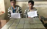 Sơn La: Bắt giữ 2 đối tượng vận chuyển 36 bánh heroin