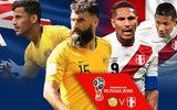 World Cup 2018 bảng C Australia vs Peru: Khát khao chiến thắng