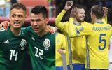 World Cup 2018 bảng F Mexico - Thụy Điển: Ngôi đầu bảng và hy vọng bước tiếp