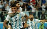 """Messi """"nổ súng"""", Argentina vượt qua """"khe cửa hẹp"""" tiến vào vòng 1/8"""