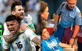 """Tin tức World Cup 2018 ngày 27/6/2018: Argentina lách qua """"khe cửa hẹp"""", Maradona tụt huyết áp"""