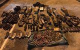 Tin tức thời sự 24h mới nhất ngày 1/7/2018: Phát hiện kho vũ khí khủng tại hang ổ của trùm ma túy ở Lóng Luông