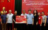 TMS Group trao tặng 350 triệu đồng hỗ trợ nạn nhân chất độc da cam, người nghèo tại Vĩnh Phúc