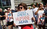 Mỹ: Hàng trăm nghìn người biểu tình phản đối chính sách nhập cư của Trump