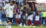 Video: CĐV Argentina ném TV vỡ tan tành vì đội nhà bị loại khỏi World Cup 2018