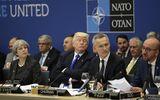 """Ông Trump gửi thi chỉ trích những thành viên NATO """"keo kiệt"""""""