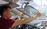 """Cánh lái xe Hà Nội tìm """"101 cách"""" chống nóng cho ô tô dưới cái nắng 40 độ"""