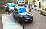"""Video: Xe chở tài liệu mật của quân đội Israel bị cướp trong """"một nốt nhạc"""""""