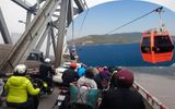 Sở GTVT Hà Nội chính thức lên tiếng về việc làm cáp treo vượt sông Hồng