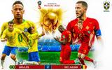 Lịch thi đấu và phát sóng trực tiếp tứ kết World Cup 2018 ngày 6/7/2018