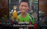 Cậu bé đầu tiên trong đội bóng nhí Thái Lan được cứu khỏi hang là ai?