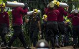 Thái Lan: Sơ tán khu vực quanh hang, sớm bắt đầu công tác giải cứu đội bóng nhí