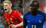 Pháp vs Bỉ: Cuộc đối đầu khốc liệt giữa các siêu sao