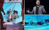 Tàu ngầm mini của tỷ phú Elon Musk không phù hợp để giải cứu đội bóng Thái Lan