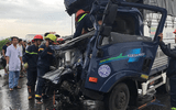 Tin tai nạn giao thông mới nhất ngày 12/7/2018: 3 xe đâm nhau nát đầu, 3 người thương vong