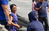 Vụ người phụ nữ chết cháy trong xe khách ở Hà Nội: Nạn nhân trên đường đi khám thai