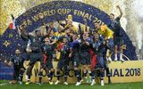 """Pháp vô địch World Cup một phần là nhờ các cầu thủ """"cai"""" mạng xã hội"""
