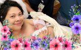 Ca sĩ Thanh Thảo đã hạ sinh con gái đầu lòng ở tuổi 41