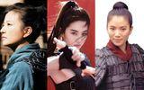 """Lưu Diệc Phi có vượt qua """"cái bóng"""" của những nàng Mộc Lan ấn tượng nhất màn ảnh Hoa ngữ?"""