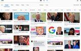 Tổng thống Trump bị bôi nhọ hình ảnh trên thanh tìm kiếm Google
