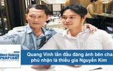 Video: Quang Vinh lần đầu đăng ảnh bên cha, phủ nhận là thiếu gia Nguyễn Kim