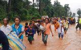 Khẩn trương hỗ trợ nước bạn Lào sau sự cố vỡ đập thủy điện