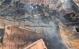 Video: Hiện trường vụ cháy chợ Gạo Hưng Yên